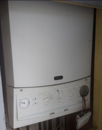gas boiler installation cost Collingham